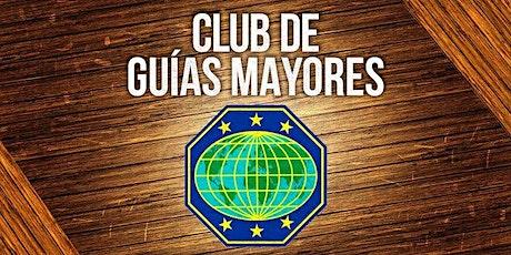 CAMPAMENTO DE GUÍAS MAYORES - ZONA: ARIARI entradas