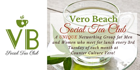 Vero Beach Social Tea Club Luncheon tickets