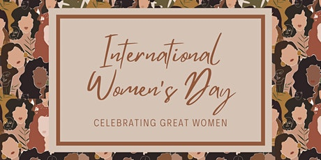 3rd Annual International Women's Day Celebration tickets