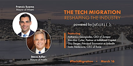 The Tech Migration: Reshaping the Industry tickets