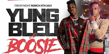 YUNG BLEU & LIL BOOSIE BIG GAME WEEKEND WELCOME TOTHE CITY PARTY tickets