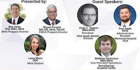 HCA: MHA/EMHA Informational Session tickets