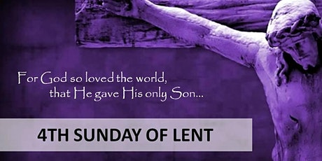 Mass on Sunday, 14th March 2021 (11.00am) tickets
