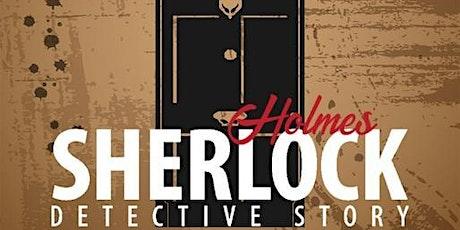 LISA Sherlock Holmes Escape Room tickets