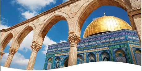 JOURNEY THROUGH THE HOLY LAND with our VIRTUTAL EVENT tickets