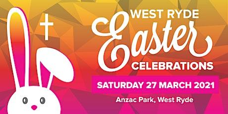 West Ryde Easter Celebrations - Concert tickets