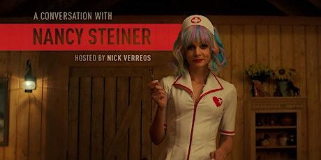 A Conversation with Costume Designer,  Nancy Steiner tickets