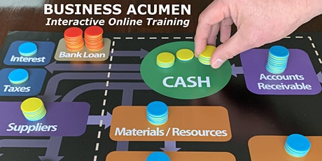 An IN$IGHT into Making Dollars and Sense - BUSINESS ACUMEN Online Training tickets