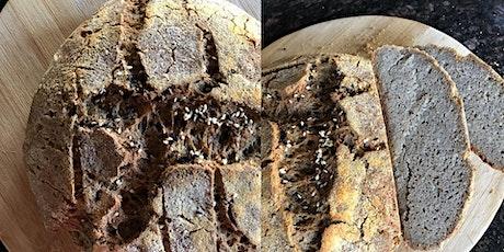 Gluten Free Sourdough Bread - Online Cooking Class tickets