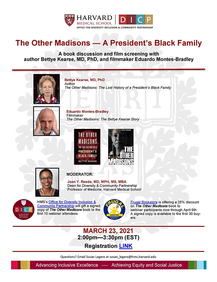 The Other Madisons-A President's Black Family image
