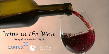 Wine in the West - This is the must attend virtual event of the year! tickets
