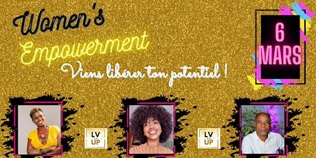 Women's Empowerment billets