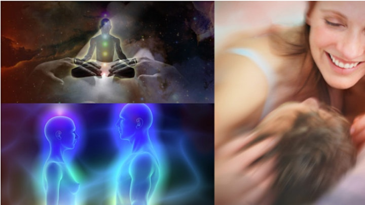 S*xual Kundalini Yoga ~ how singles & couples can master this long lost art image
