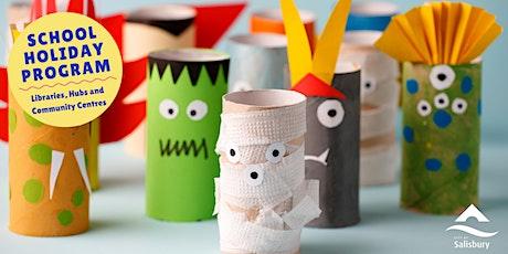 School Holiday Program: Monster Crazy Craft tickets
