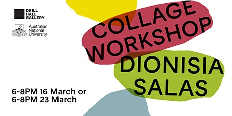 Collage workshop with Dionisia Salas tickets