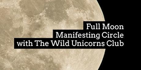 February Full Moon Manifesting Circle tickets
