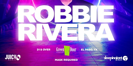 Robbie Rivera at Green Door EP tickets