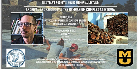 Archival Archaeology and the Gymnasium Complex at Isthmia tickets