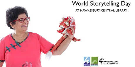 World Storytelling Day at the Library tickets