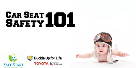 Car Seat Safety 101with Safe Start tickets
