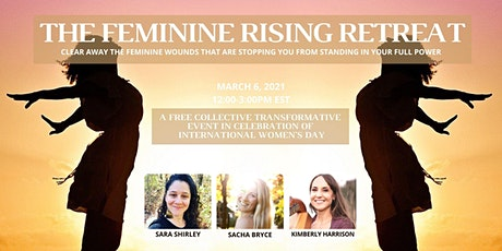 The Feminine Rising Retreat tickets