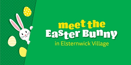 Meet the Easter bunny in Elsternwick Village tickets