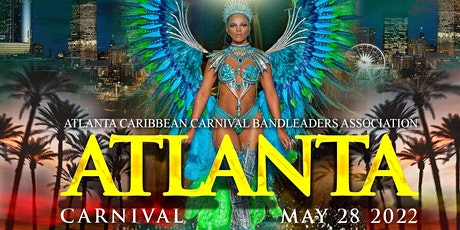 ATLANTA CARIBBEAN CARNIVAL 2022 DOWNTOWN ATLANTA tickets