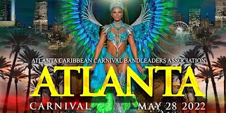 ATLANTA CARIBBEAN CARNIVAL 2022 DOWNTOWN ATLANTA tickets