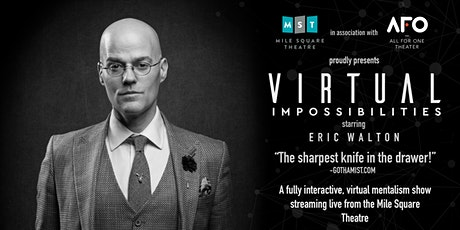 Virtual Impossibilities with Eric Walton tickets