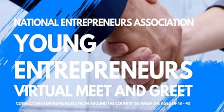 Young Entrepreneurs Meet and Greet billets