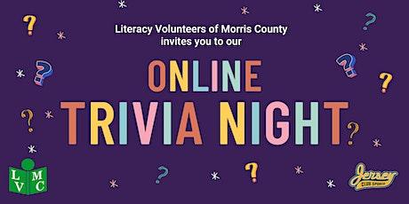 LVMC Online Trivia Night tickets