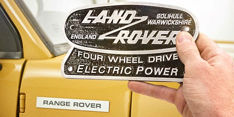 Building a Tesla powered Range Rover in high school tickets