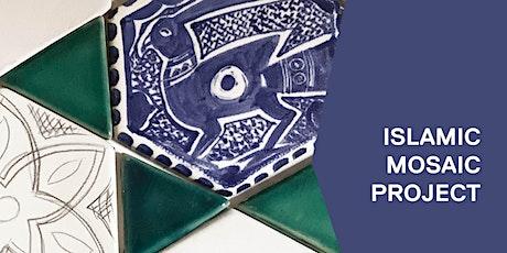 Islamic Mosaic Project - Heathcote tickets