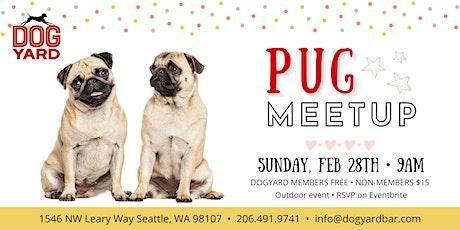 Pug Meetup at the Dog Yard tickets