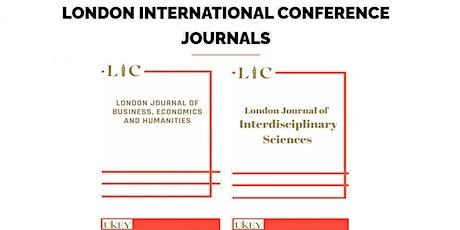 Call for Papers. London International Journals tickets