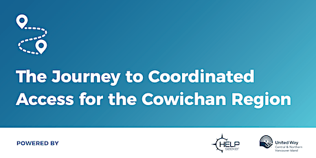 Co-Create a Better Social Safety Net for Cowichan tickets