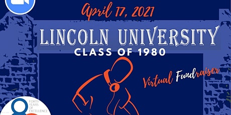 Class of 1980 40th Reunion Virtual Fundraiser tickets