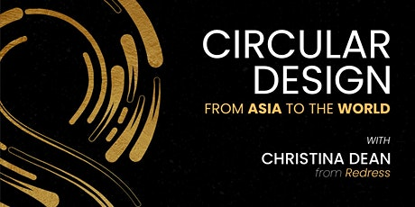 Circular Design: From Asia to the World tickets