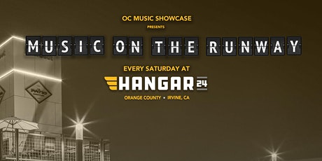 Music on the Runway Concert Series at Hangar 24  - VIP TABLE RESERVATION tickets