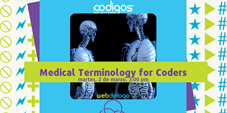 "WebDialogo ""Medical Terminology for Coding and Billing"" tickets"