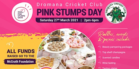 Dromana CC - PINK STUMPS DAY 2021 tickets