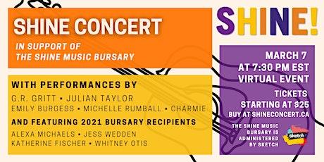 SHINE Concert tickets