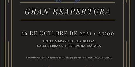 Hotel Maravilla 5* entradas