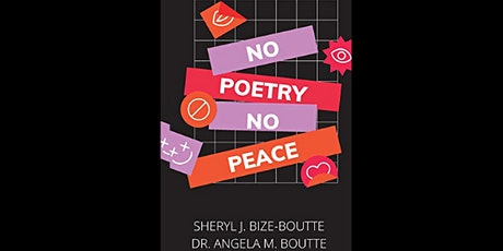 No Poetry No Peace: a celebration of National Poetry Month tickets