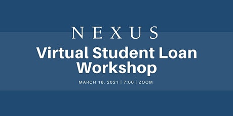 Virtual Student Loan Workshop tickets