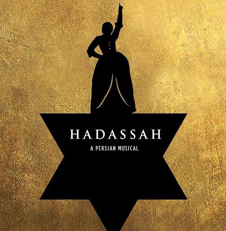 Hadassah, A Persian Musical - LIVESTREAM! image