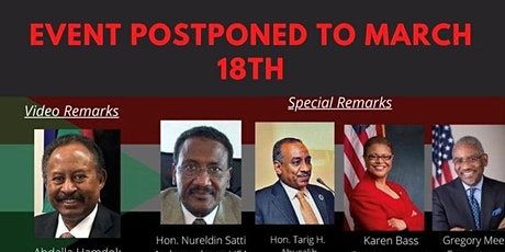 Sudan: Challenges of Democratic Transition (Rescheduled event) tickets