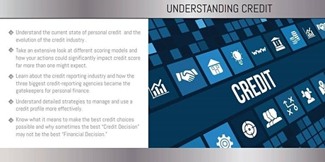 Understanding Credit Intensive Workshop tickets