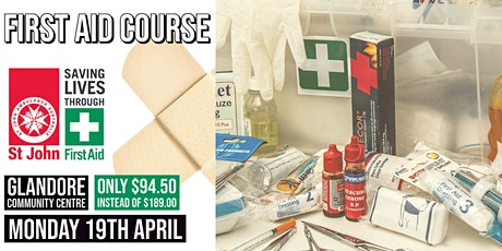 First Aid Course | Glandore tickets