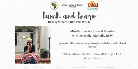 Mindfulness and Cultural Identity tickets